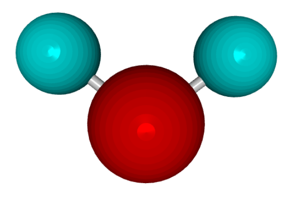 Water Molecule 81